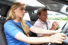 Qualified driving instructors at Preston Driving School